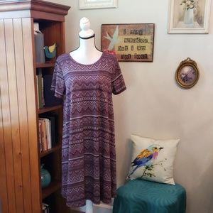 LulaRoe Carly Dress Size XL